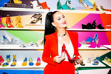 Así de original y llamativa es la primera colección de calzado de Katy Perry