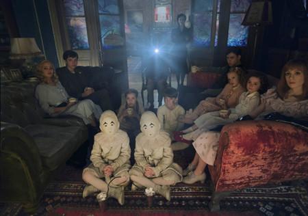 La peculiar nueva familia de Tim Burton