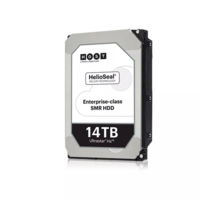 Western Digital ha creado el primer HDD de 14TB, pero no estará disponible para nosotros, los mortales
