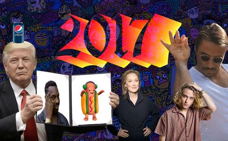 Sal, perritos calientes y novios distraídos: los mejores memes del 2017