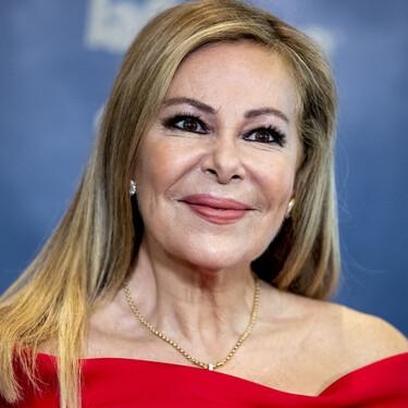 Ana Obregón vuelve a la televisión para presentar las Campanadas en TVE