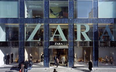 Zara arrasa en los Emiratos Arabes