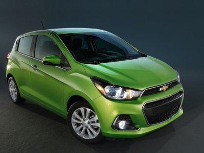Chevrolet Spark 2016: Precios, versiones y equipamiento en México