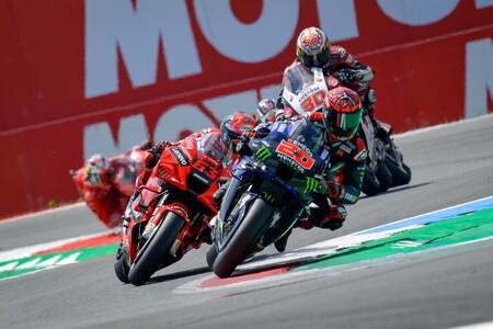 El Red Bull Ring, la última bala de MotoGP 2021: un doblete de carreras para que Ducati cace a Fabio Quartararo