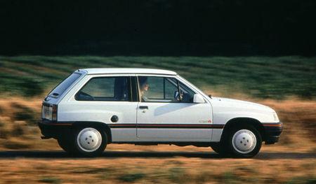 Opel Corsa primera generación