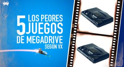 Los cinco peores juegos de Sega Megadrive según VidaExtra