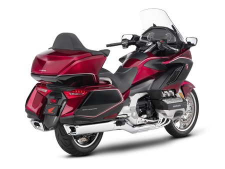 Honda Gl1800 Gold Wing 2018 008