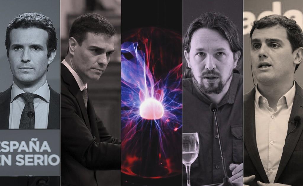 Qué dicen los programas de PSOE, PP, Podemos, Ciudadanos y Vox además ciencia