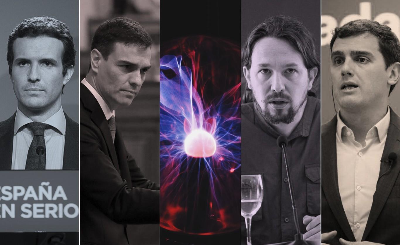 Qué dicen los programas de PSOE, PP, Podemos, Ciudadanos y Vox sobre ciencia
