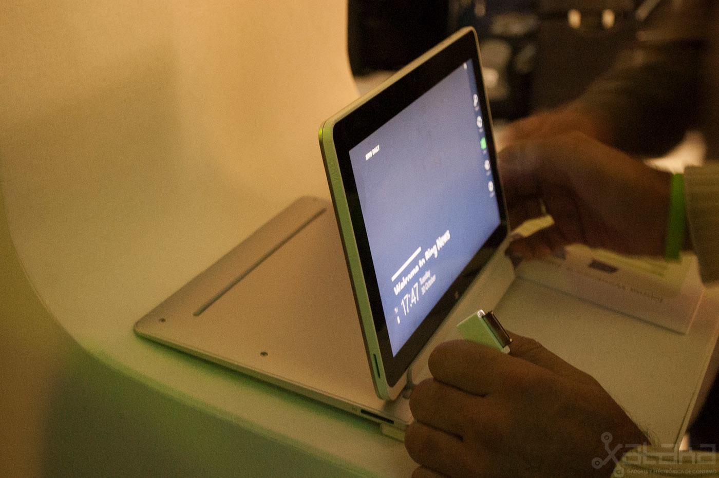 Foto de Acer Iconia W510, primeras impresiones (1/14)