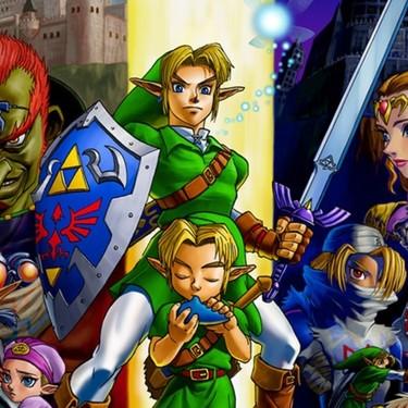 Todos los juegos de la saga The Legend of Zelda ordenados de peor a mejor