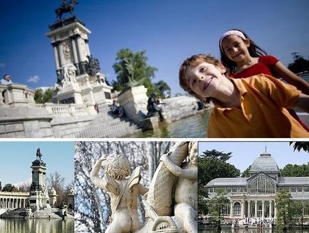 Visitas guiadas familiares los fines de semana en Madrid