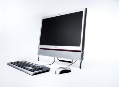 Acer Aspire Z5600 y EZ1600, ordenadores todo en uno