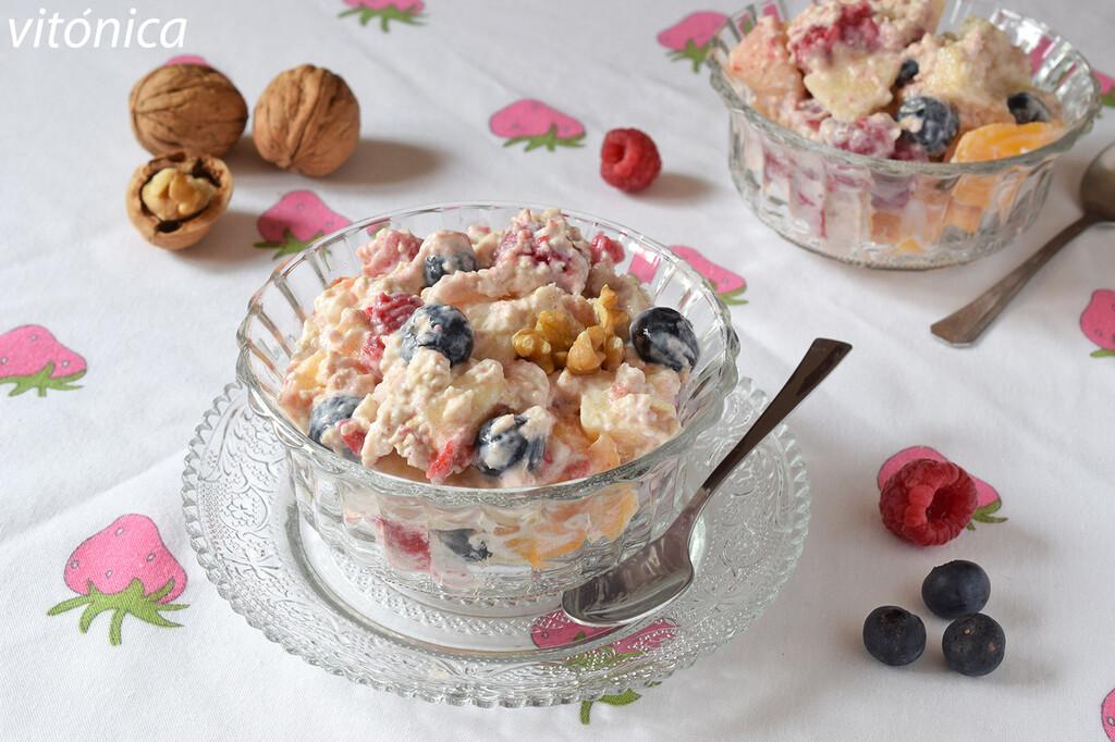 19 desayunos saludables sin huevo