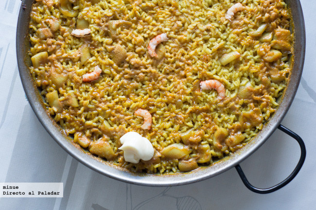 Arroces. A Banda
