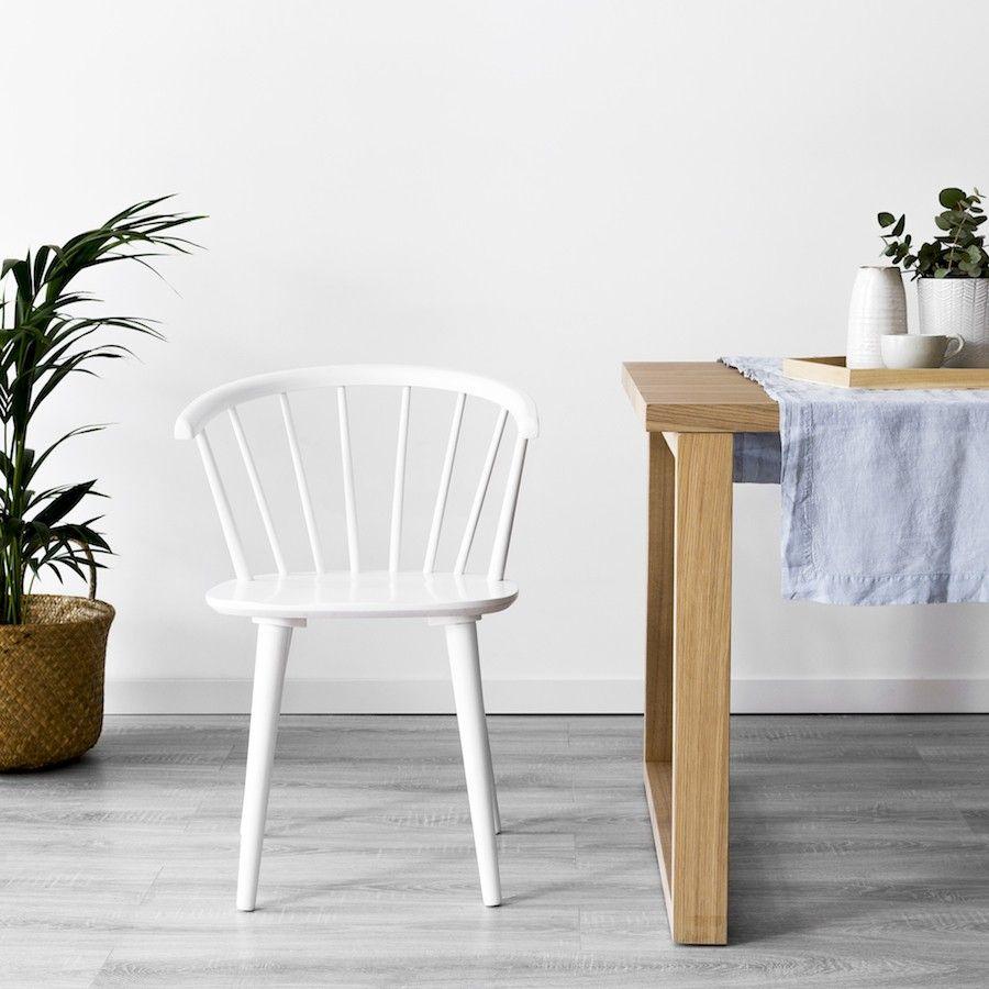 Erin silla blanca