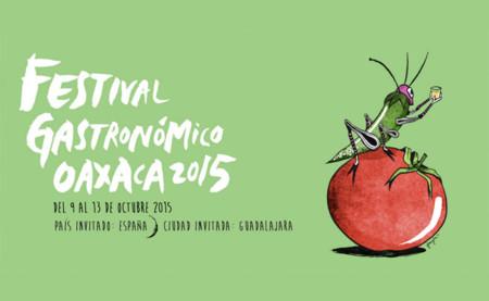 Festival Gastronómico Oaxaca 2015: El Saber del Sabor