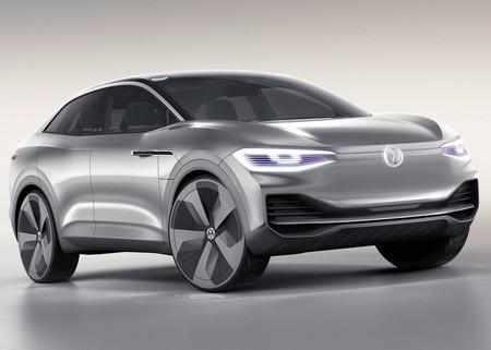Con el I.D. Crozz Concept, Volkswagen pone un pie en el segmento SUV eléctrico