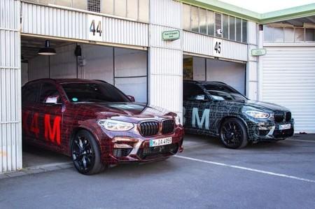 La gama BMW Motorsport crece: los X3 M y X4 M ya estiran las piernas en Nürburgring