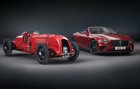 "Bentley Continental GT ""Number 1 Edition"": un homenaje al Blower de 1929 por el centenario de Bentley"