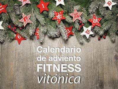Calendario de adviento fitness 2017: llega en forma a la Navidad