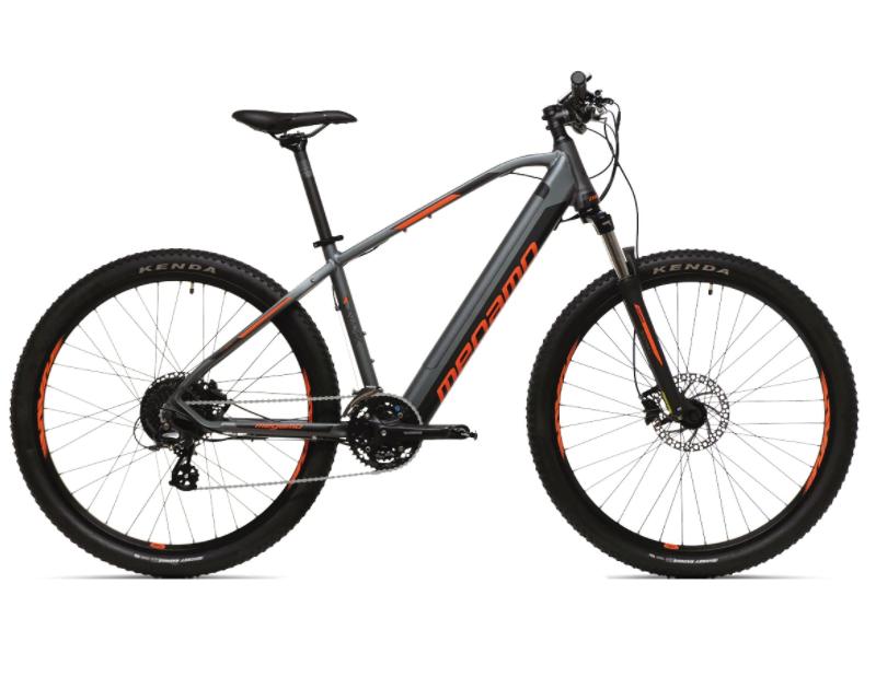 Bicicleta eléctrica Dinamik Megamo