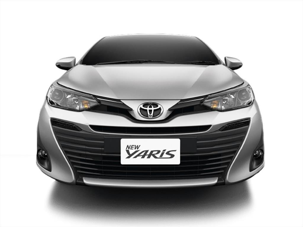 Foto de Toyota Yaris Sedán 2018 (3/14)