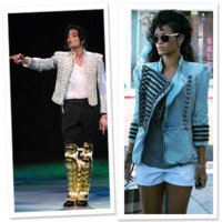 Homenaje a Michael Jackson, rey del pop e icono de estilo