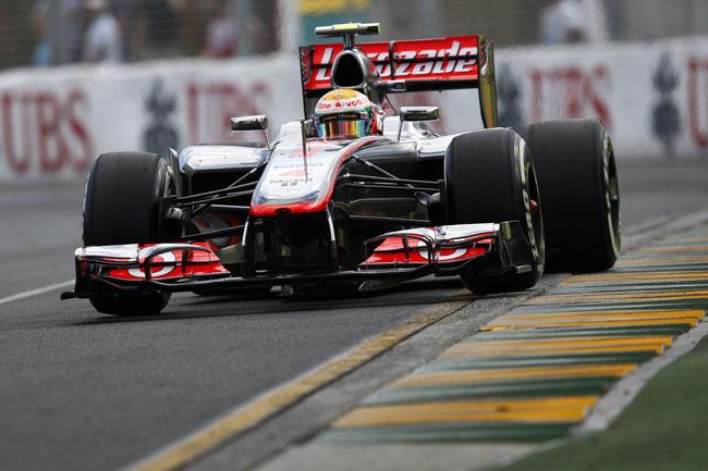 Lewis Hamilton Australia
