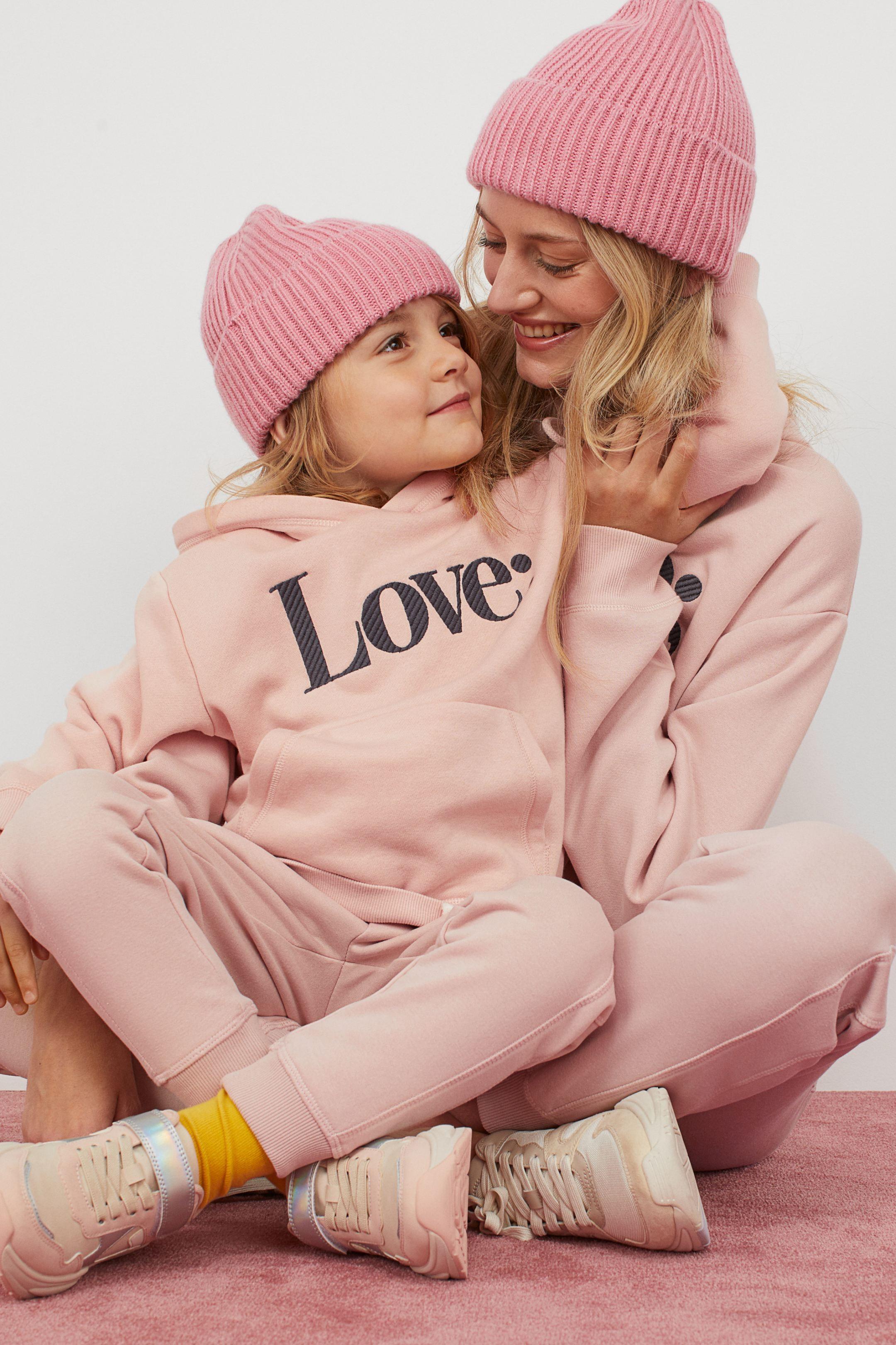 Chándal ideal para mamá e hija