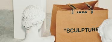 Llega a Ikea la colección Markerad de Virgil Abloh que eleva a la categoría de arte los objetos cotidianos
