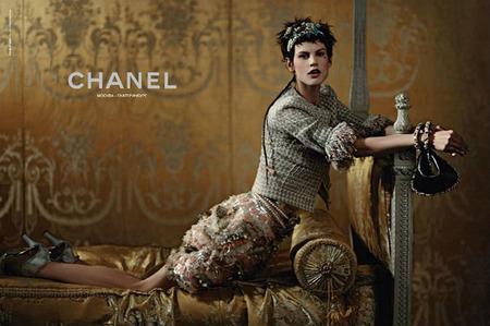 Chanel coleccion crucero 2013