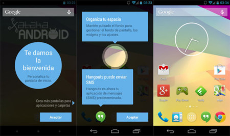 Google Now Launcher ya disponible en Google Play