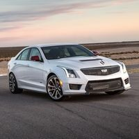 Cadillac celebra sus victorias en IMSA con el CTS-V y ATS-V Championship Edition