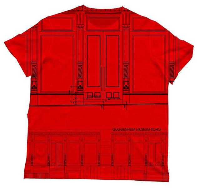 Foto de Camisetas arquitectónicas de Prada (8/8)