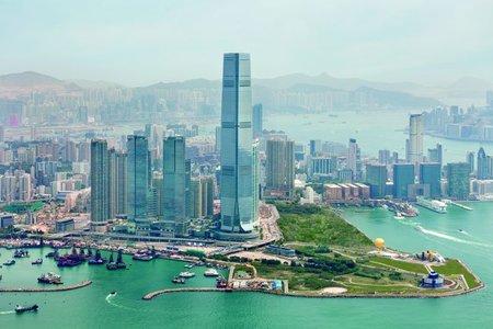 International Commerce Centre HK