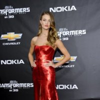 Rosie Huntington-Whiteley: la nueva Jessica Rabbit personificada