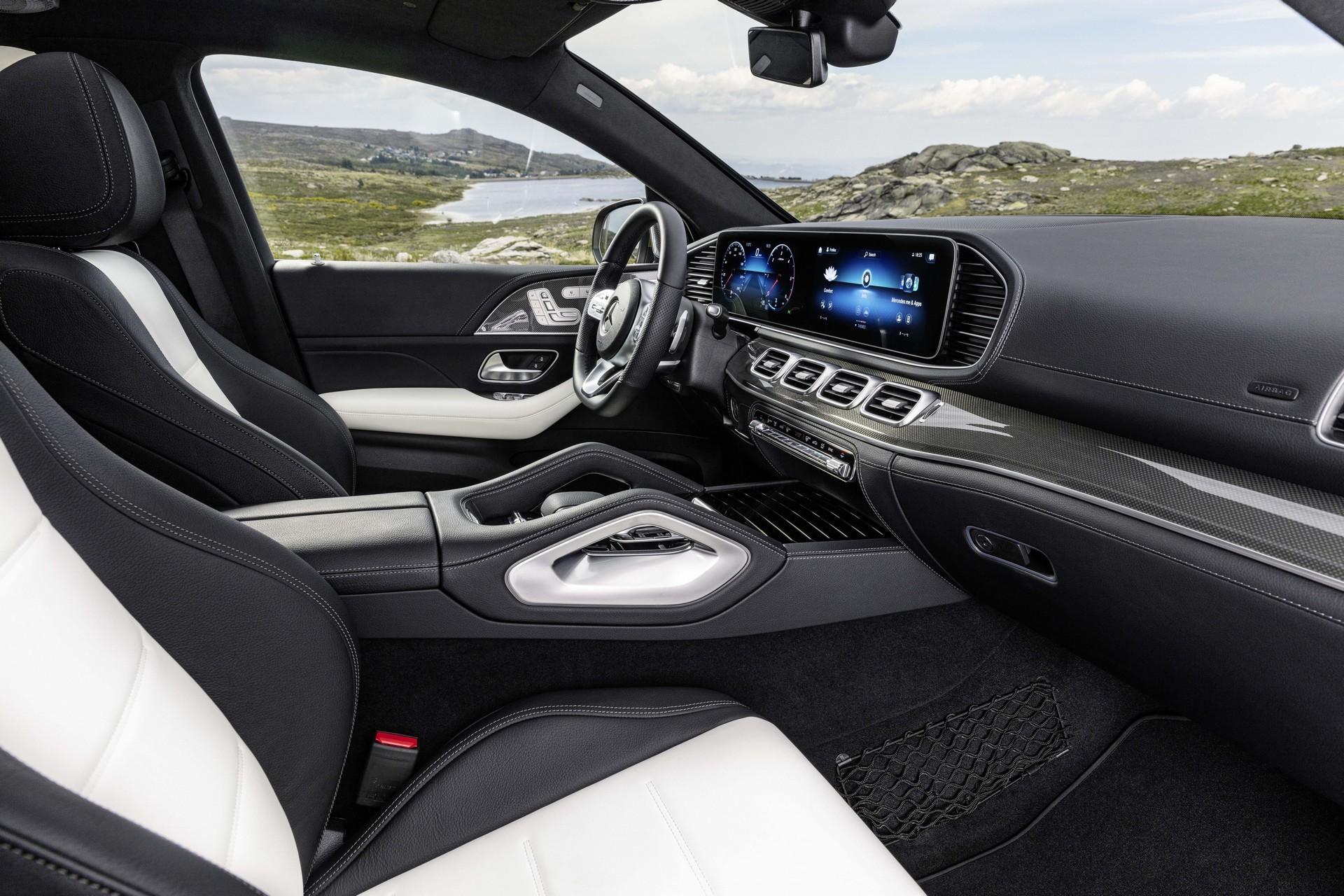Foto de Mercedes-Benz GLE Coupé 2020 (44/52)