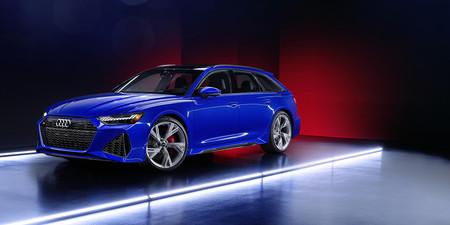 Audi RS 6 Tribute Edition demuestra con una edición limitada a 25 unidades que las vagonetas siguen vigentes