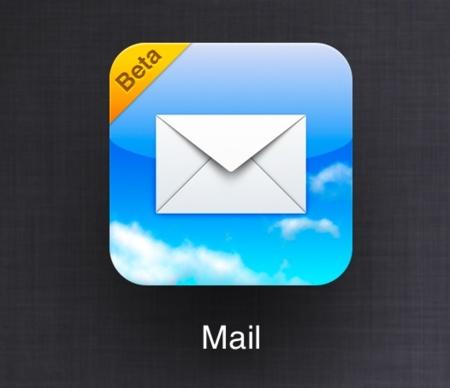 icloud mail apple beta