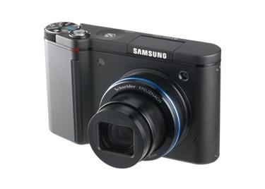 Samsung NV11, 10 megapíxeles y 5x de zoom