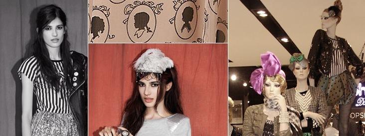 Foto de Vestidos de Navidad por TopShop. Cuatro estilos y un sinfín de looks a combinar (8/19)