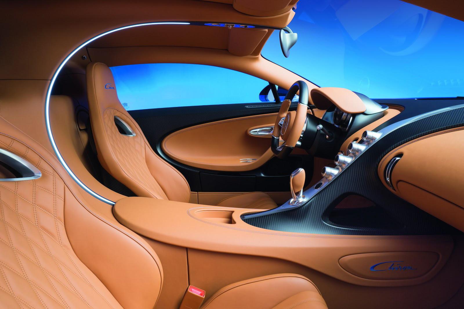 Foto de Bugatti Chiron (17/60)