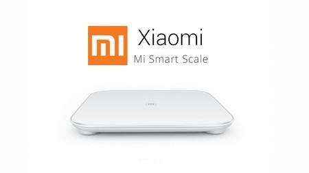 Báscula inteligente Xiaomi Mi Smart Scale en España a precio de China: 35,68 euros y envío gratis