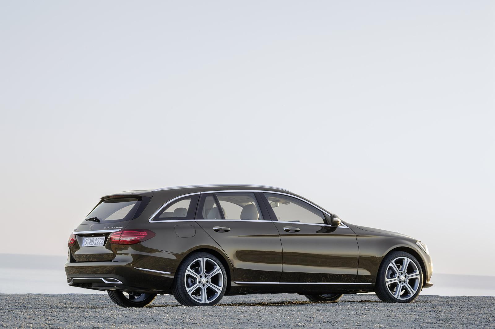 Foto de Mercedes-Benz Clase C Estate 2014 (19/36)