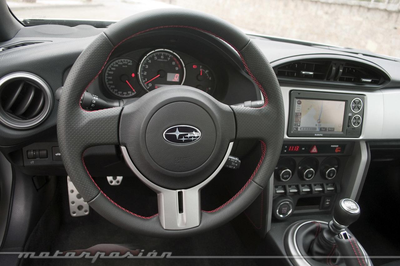Foto de Subaru BRZ (presentación) (16/23)