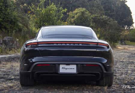 Porsche Taycan Prueba De Manejo Mexico Impresiones Opinion 4