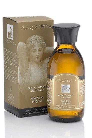 Aceite corporal anti-stress de Alqvimia, una experiencia cosmética y sensorial. Mi experiencia