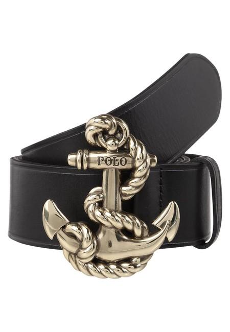 40% de descuento en el cinturón de Polo Ralph Lauren Anchor: ahora 56,95 euros con envío gratis en Zalando