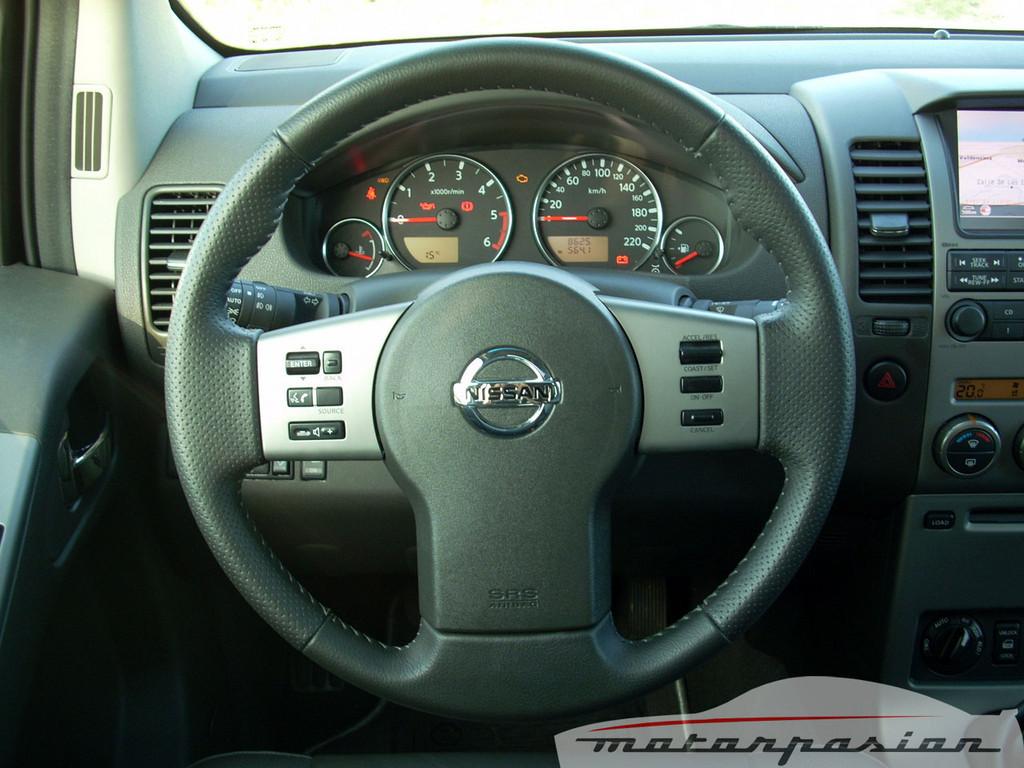 Foto de Nissan Pathfinder (prueba) (25/48)